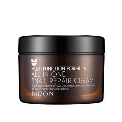 MIZON - All in One Snail Repair Cream 75 ml - cremacrema de caracol con  acné antiarrugas Korea Beauty Cosmetics