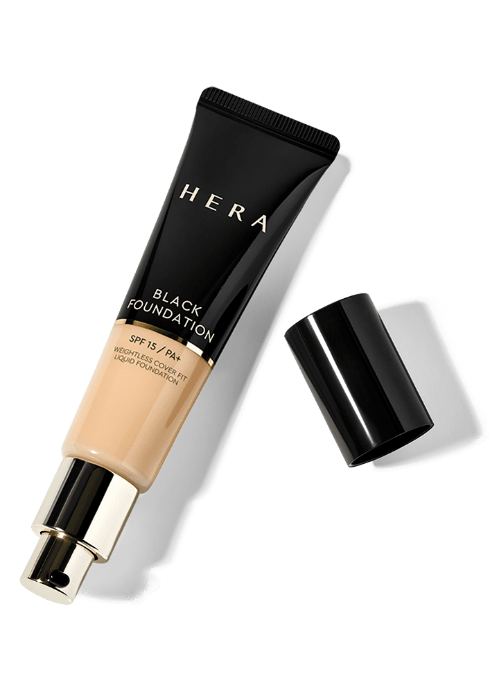 Hera Black Foundation 35 Ml Spf15