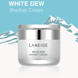 laneige - White Dew Sherbet Cream 50ml